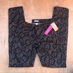 Xhilaration Skinny Pants size 3 Lower waist NWT